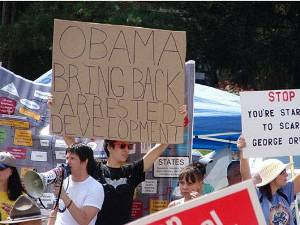 Funny Protest Sign 2