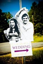 Wedding Picture Sign